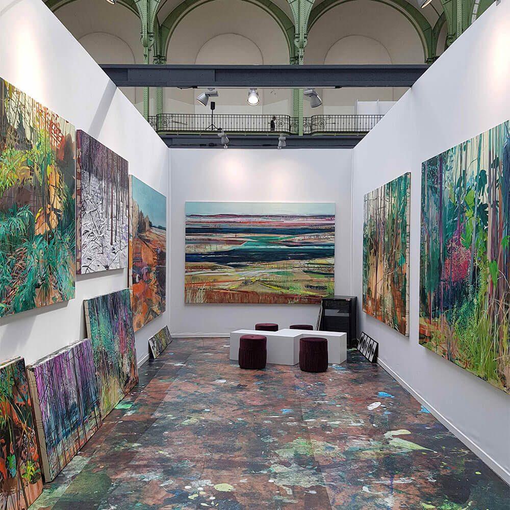 Theresa Möller - Artparis Artfair | Aedaen Gallery