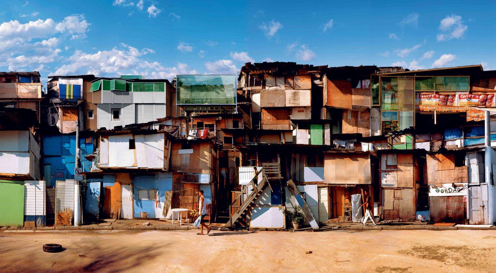 Dionisio Gonzalez, 2005 – Collection d'entreprise Neuflize OBC